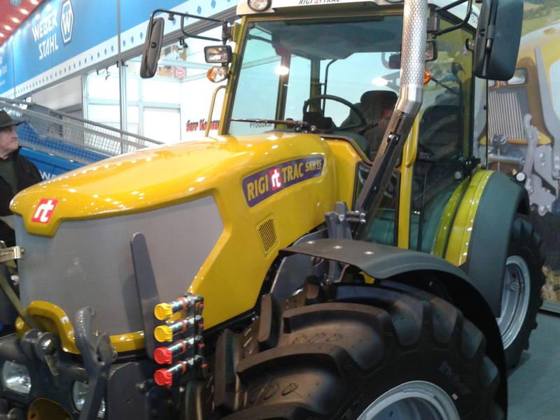 Rigi Trac - Agritechnica 2013 - Fotowettbewerb - Landwirt.com