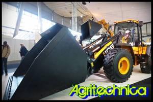 Agritechnica - Unendliche Dimensionen