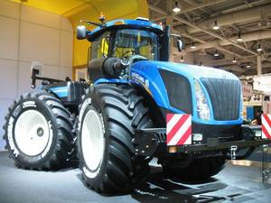 New Holland T9 560