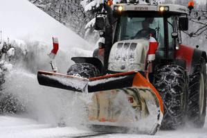 CVT im Schnee