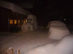 6 Stunden im Schnee