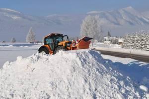 Winter 2012 in Bad Mitterndorf