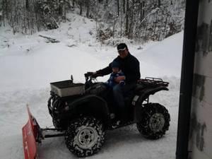Winterdienst  Extrem