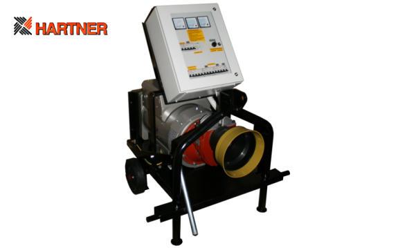 Hartner Zapfwellengenerator Langsamläufer 30 kVA IP44-55