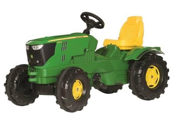 John Deere 6210R Kindertrettraktor