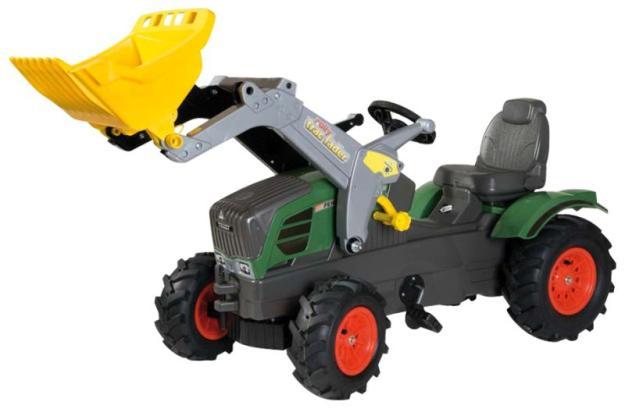 FENDT Vario 211 Kindertrettraktor mit Luftbereifung & Frontlader