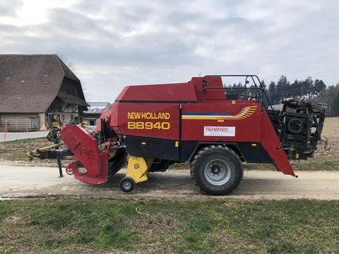 New Holland BB 940 Packer