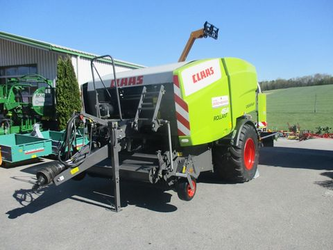 Claas Rollant 454 RC Uniwrap Press-Wickelkombination