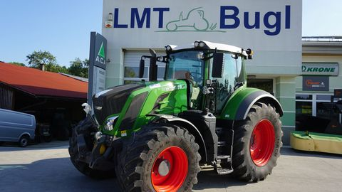 Fendt 828 Vario S4 Profi-Plus