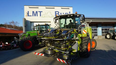 Claas 750 Typ 659