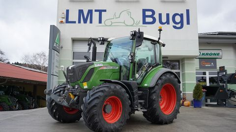 Fendt 312 Vario S4 Profi-Plus