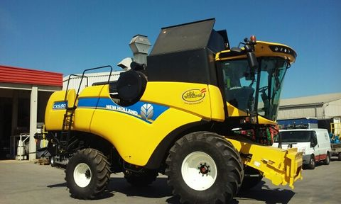 New Holland CX 5.80