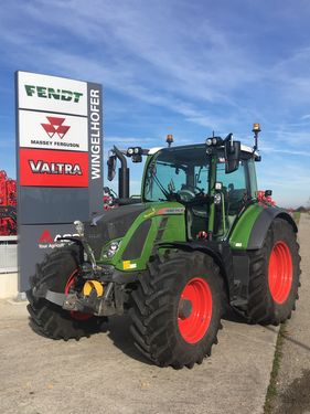 Fendt 516 Vario