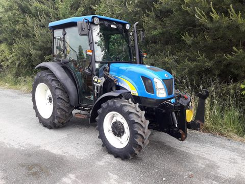 New Holland TN-S 60 A