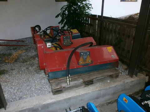Brielmaier Mulcher Safty 120