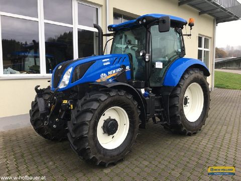 New Holland T6.175 Auto Command SideWinder II