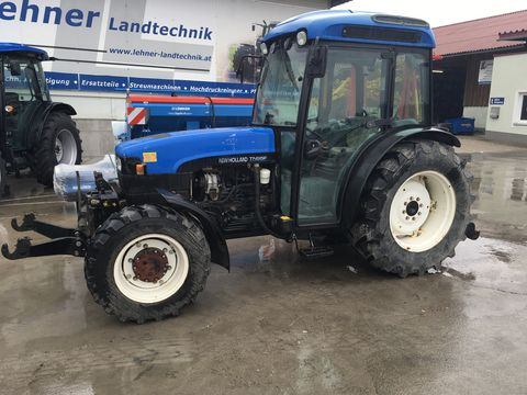 New Holland TN 95 FA DT SuperSteer