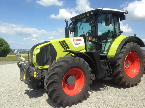 Claas Arion 630 CMATIC