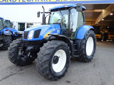 New Holland TS135A Plus