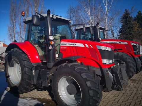 Massey Ferguson MF 6715 S Dyna-VT Exclusive