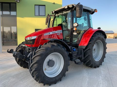 Massey Ferguson MF 5713 S Efficient