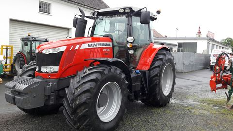 Massey Ferguson MF 7618 Dyna-VT Exclusive