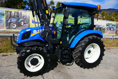 New Holland T4.55S Stage V