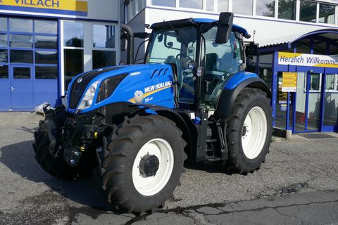 New Holland T6.145 SideWinder II