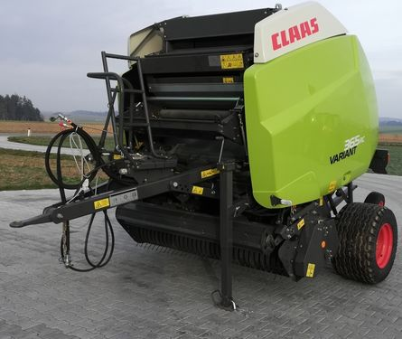 Claas Variant 365 RC Pro IsoBus