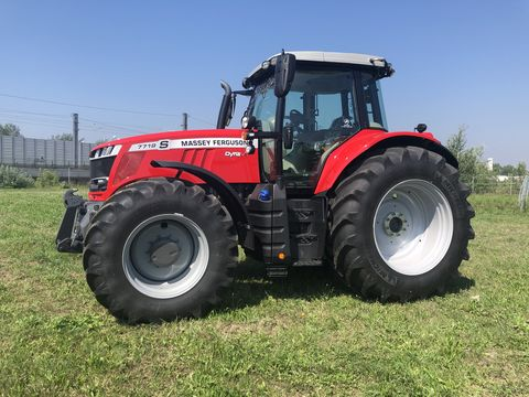 Massey Ferguson MF 7719 S Dyna-VT Exclusive (Stage V)