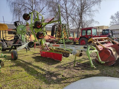 Claas Liner 1550 Twin