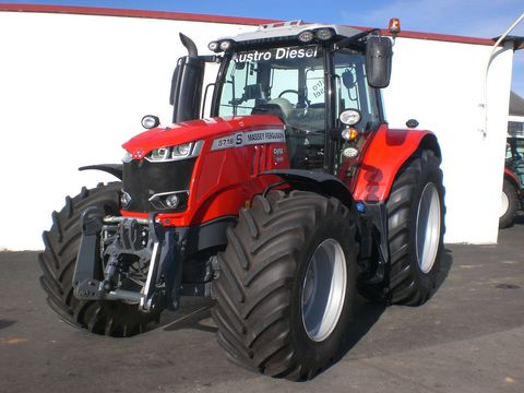 Massey Ferguson MF 6718 S Dyna-6 Exclusive