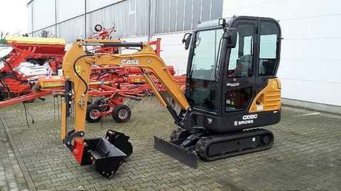 Case Baumaschinen CX 18C
