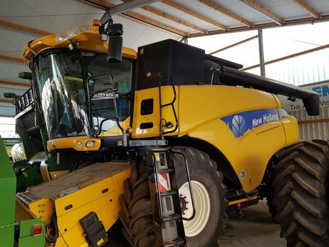 New Holland CR 9070 Elevation4WD