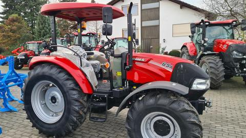 Case-IH FARMALL 65 A ROPS