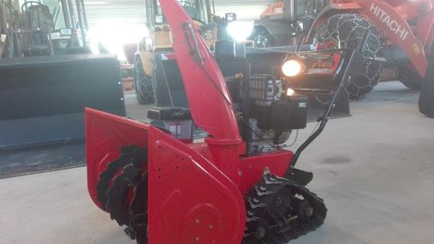 Ariens 1332 DLET Pro Raupe