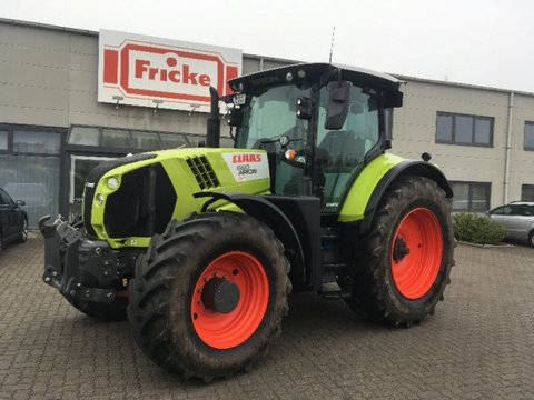 CLAAS Arion 660 CIS +