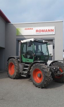 Fendt Xylon 522 T