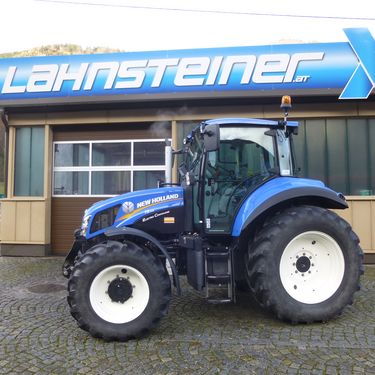 New Holland T5.105 Electro Command VOLLAUSSTATTU