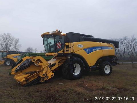 New Holland CX8070 4WD