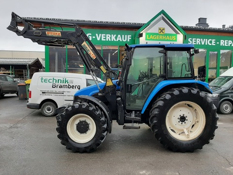 New Holland TL 80 A Turbo