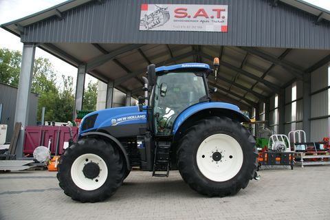 New Holland T7.18