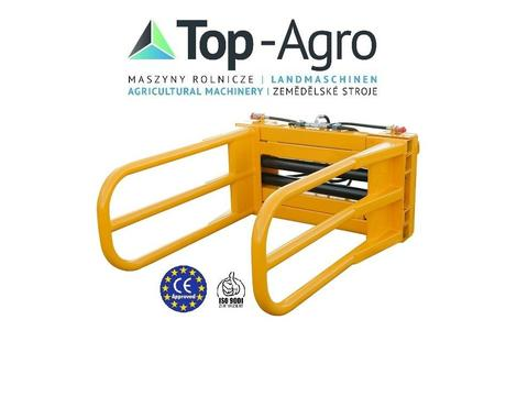 Top-Agro DIREKT VOM HERSTELLER Quaderballengreifer Quadrat Ballengreifer BEST P