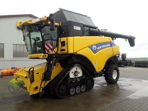 New Holland cr 8080 raupe, scr