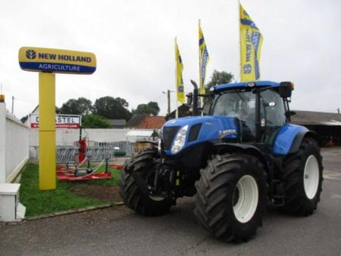 New Holland T7.250 AC SWII