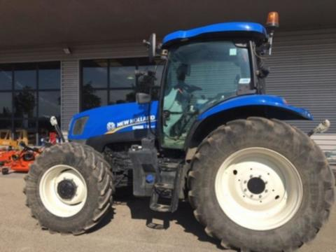 New Holland t6.165 electro command