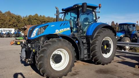 New Holland T 7.290 AUTO COMMAND HD